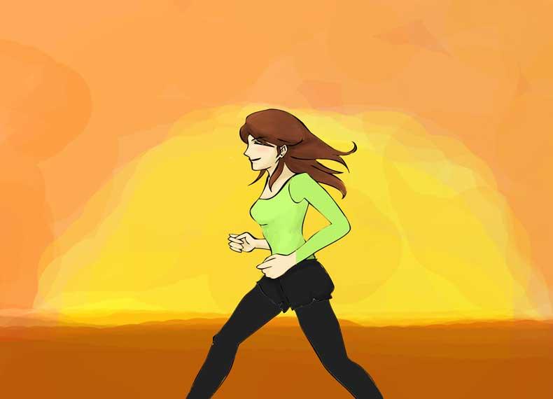ورزش و کاهش اشتها