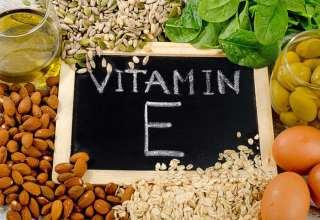 ویتامین E