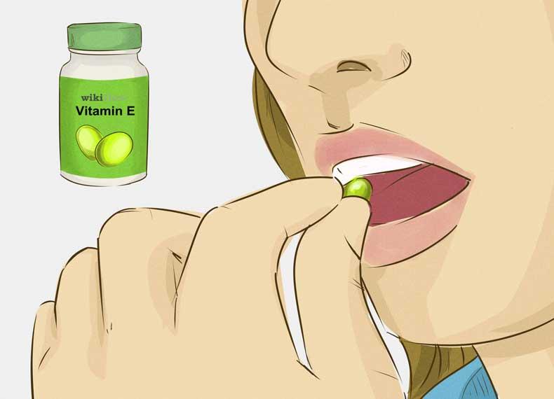 قرص ویتامین E