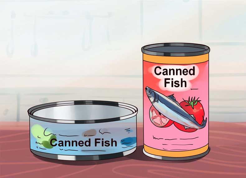 ماهی حاوی کلسیم