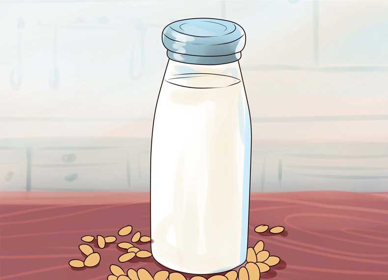 شیر و کلسیم