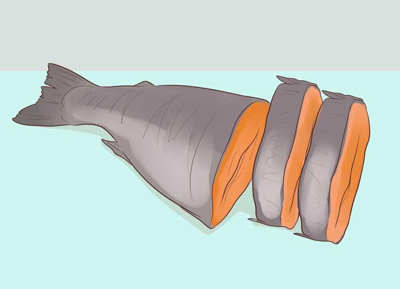 روغن ماهی طبیعی