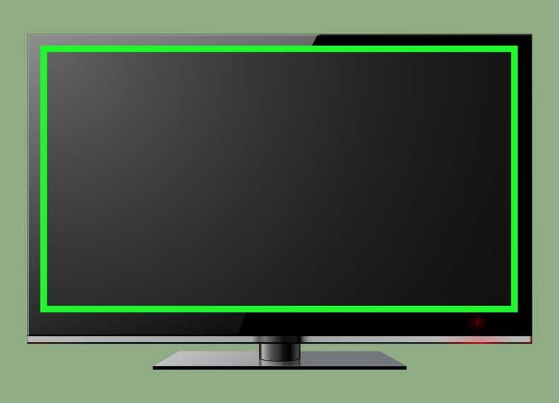 خش گیری تلویزیون