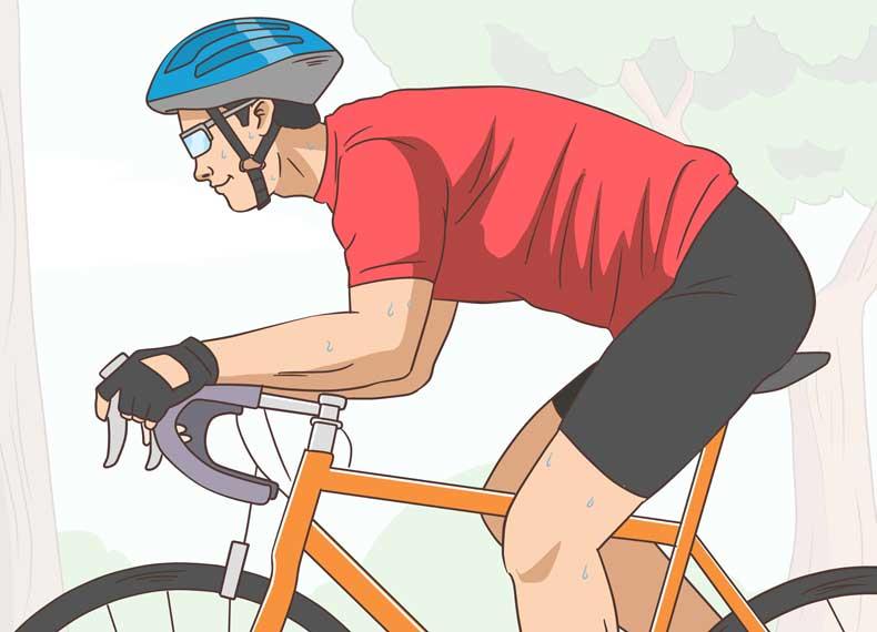پاکسازی بدن با ورزش