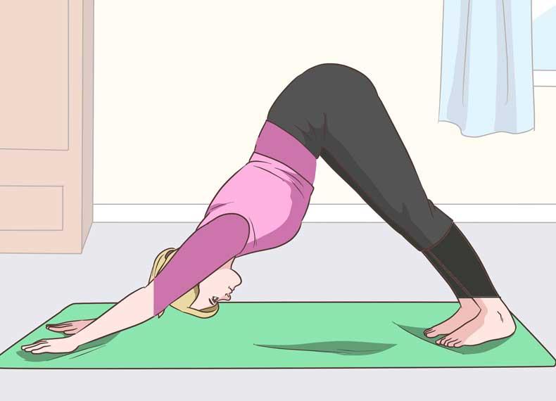 پاکسازی بدن با یوگا