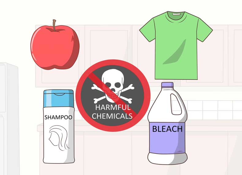 پاکسازی بدن از سموم شیمیایی
