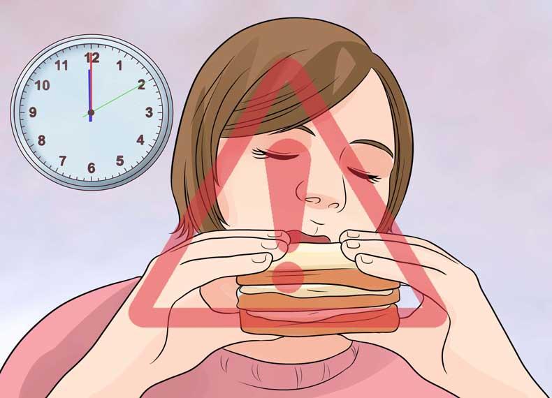 کاهش سریع مصرف کربوهیدرات