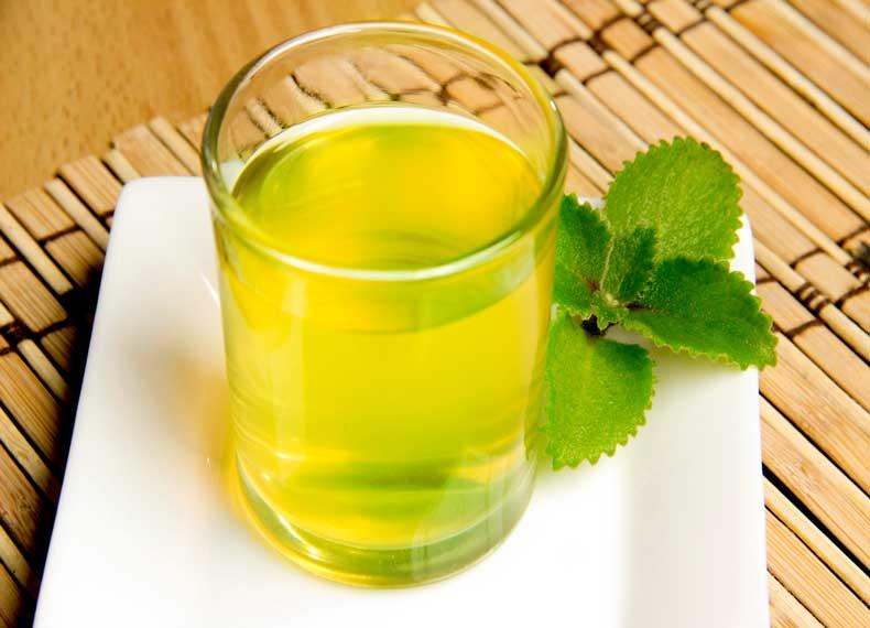 چای سبز و آنتی اکسیدان