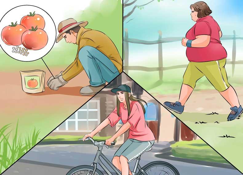 ورزش و سروتونین