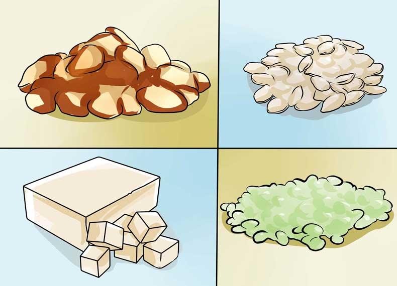 موادغذایی دارای سروتونین