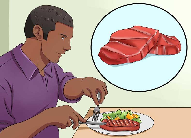 کاهش چربی غذاهای معمولی