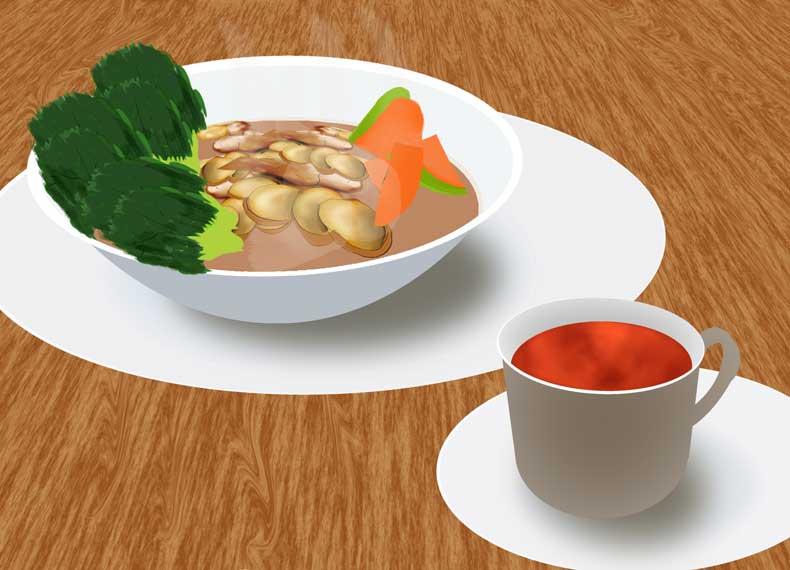 غذاهای پر از ویتامین