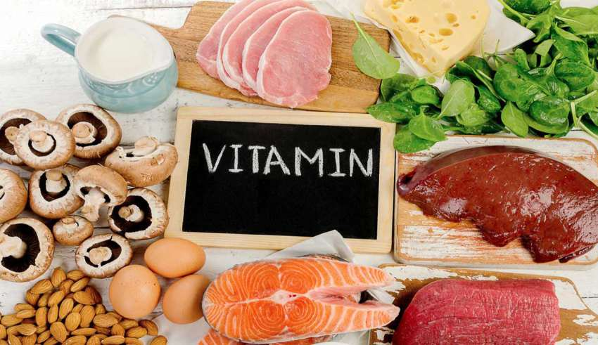 ویتامین های محلول در آب و چربی