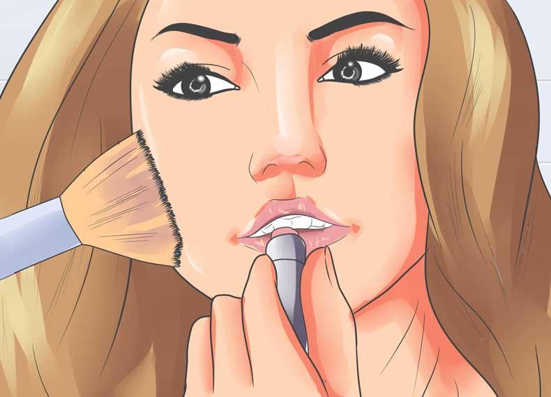 جذابیت با آرایش