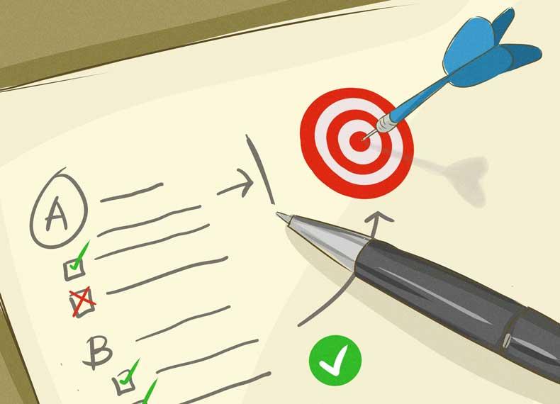 نقش هدف در موفقیت