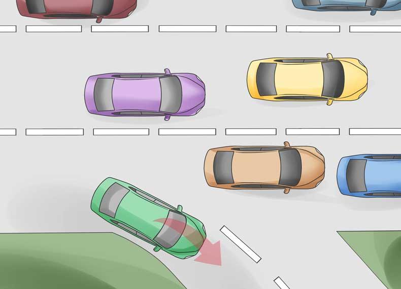 رانندگی در اتوبان