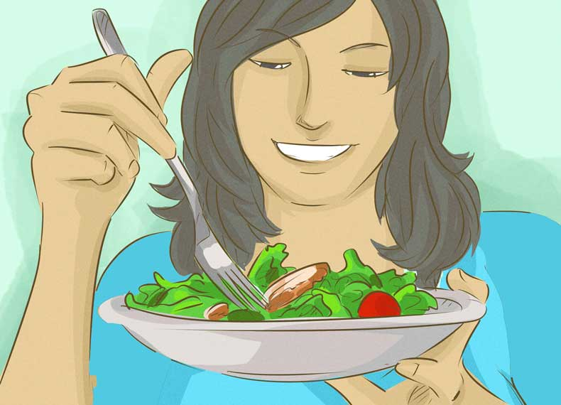 سم زدایی با سبزیجات
