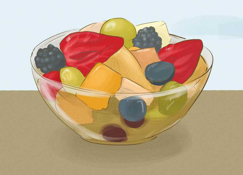 سم زدایی با موادغذایی طبیعی