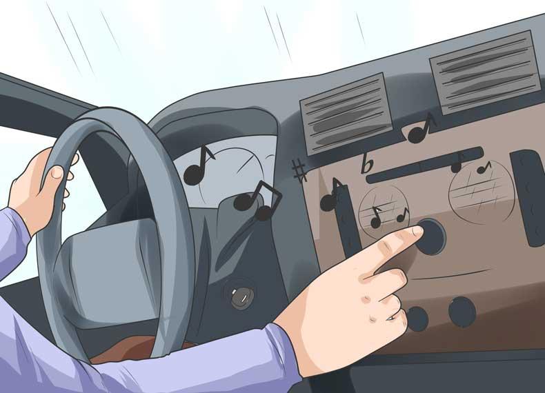 آموزش رانندگی برای افراد ترسو