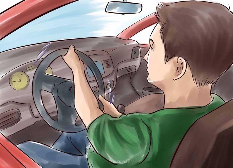 چگونه ماشین را پارک کنیم