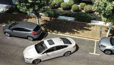 پارک کردن ماشین