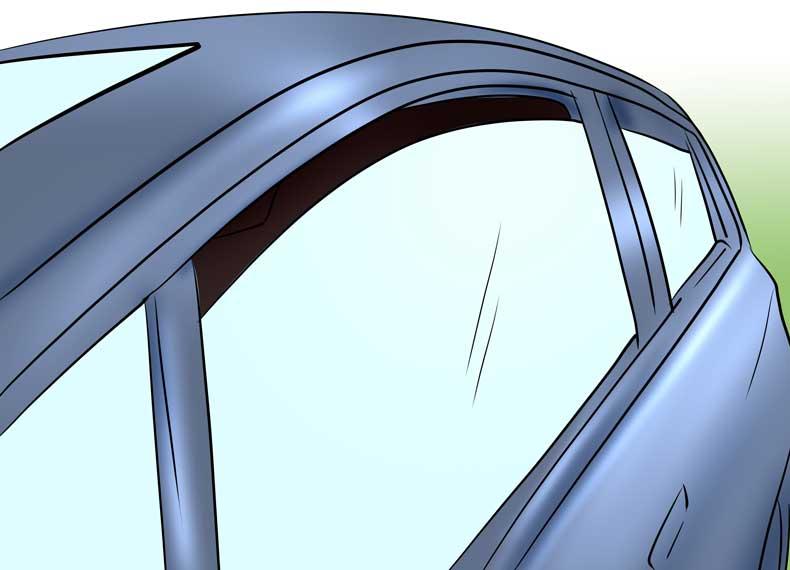 مصرف زیاد سوخت و پنجره باز
