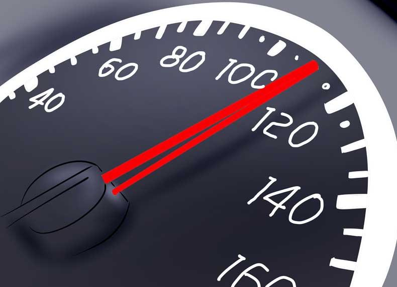 سرعت مناسب جهت مصرف کم سوخت