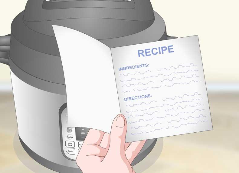 دفترچه راهنمای زودپز برقی