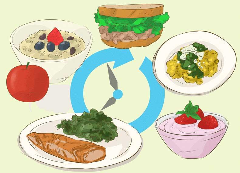 موادغذایی سم زدایی بدن