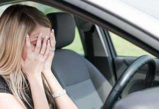 ترس از رانندگی