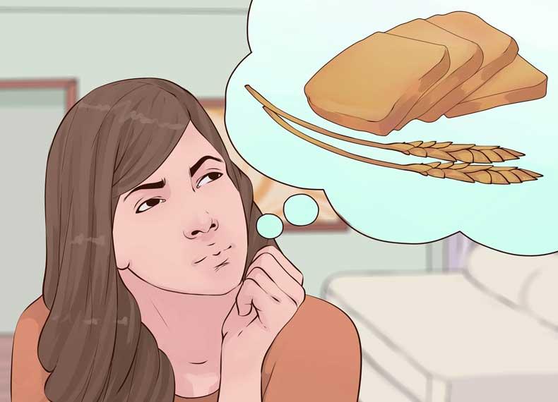موادغذایی دارای گلوتن