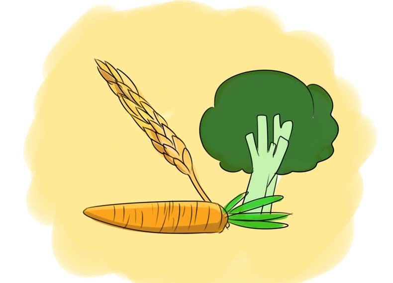 سبزیجات مناسب دیابتی ها