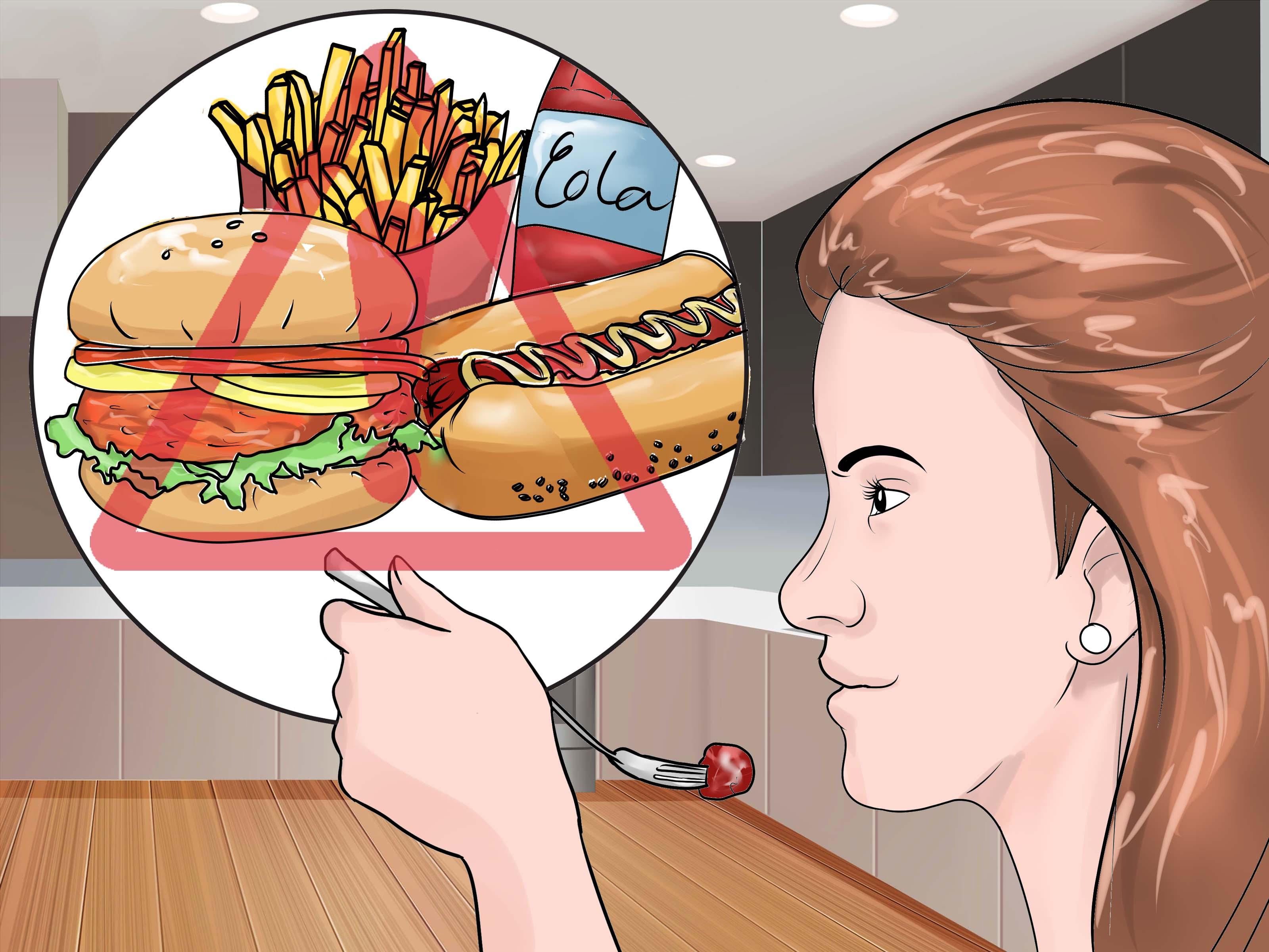 غذاهای فرآوری شده