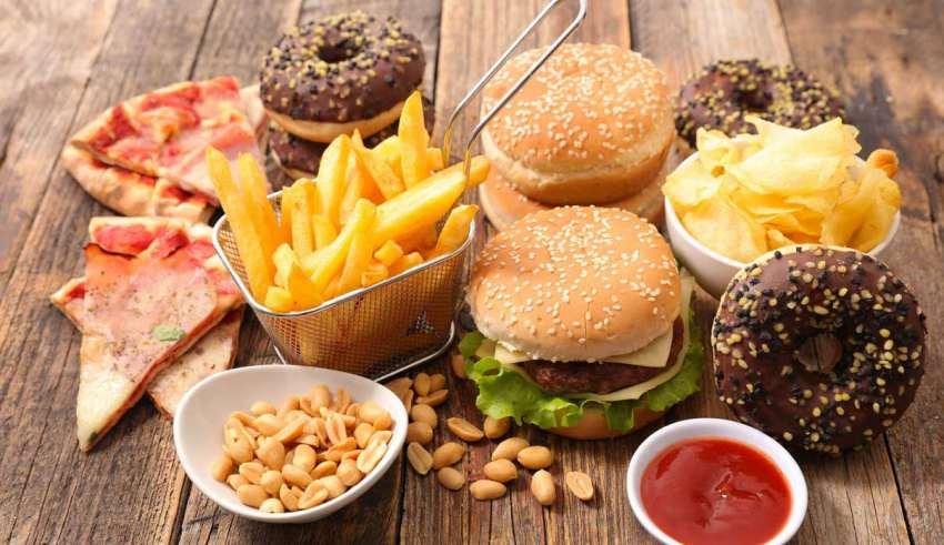 موادغذایی فرآوری شده