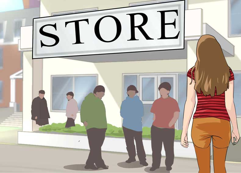 مغازه برای افراد دیابتی