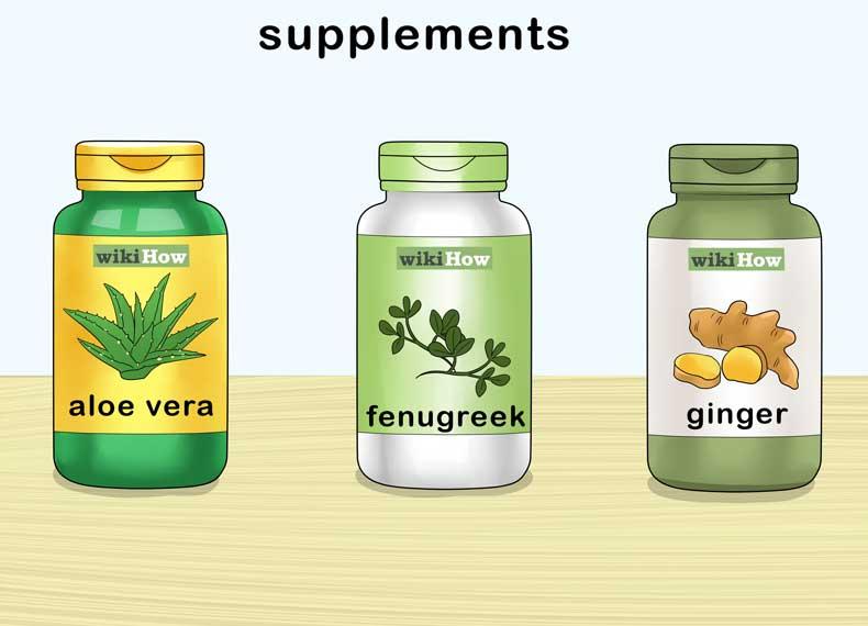 مکمل گیاهی برای دیبات نوع دوم