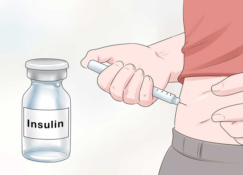 انسولین برای دیابت نوع دوم