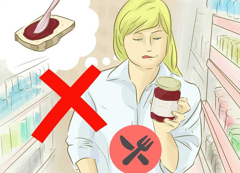مواد غذایی دارای شکر پایین