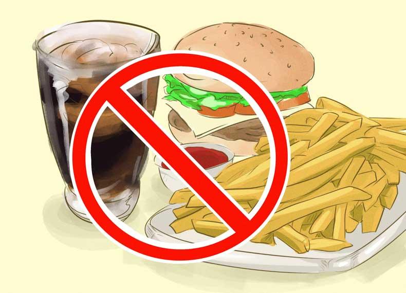 موادغذایی پر قند