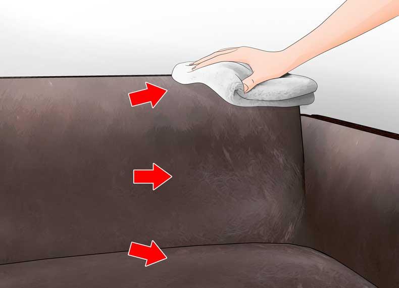 تمیزکردن اصولی وسایل چرمی