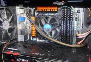 تمیز کردن کیس کامپیوتر