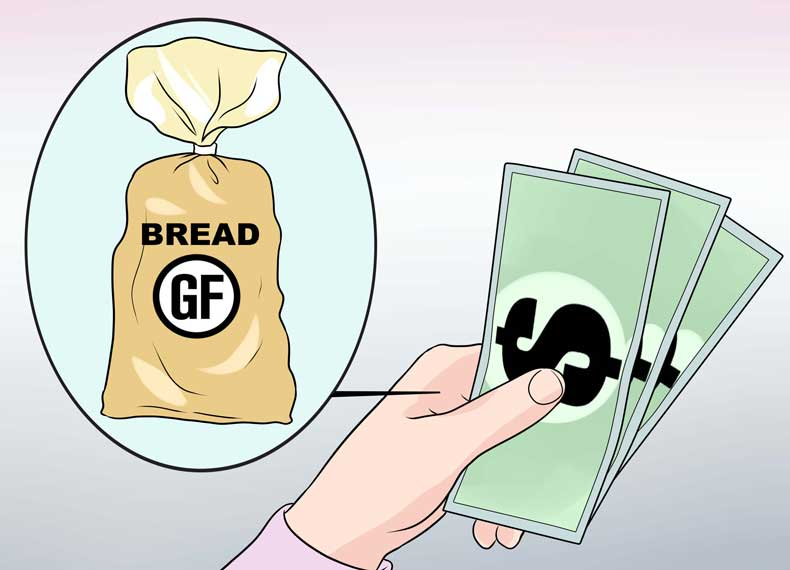 نان بدون گلوتن