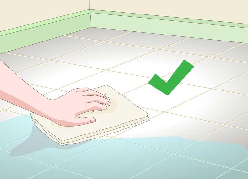 خشک کردن سرامیک
