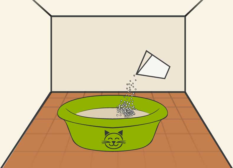 تمیز کردن ظرف غذای حیوان خانگی