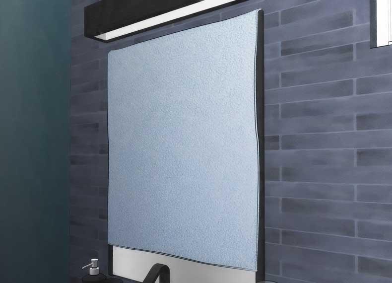 آینه ضد بخار حمام