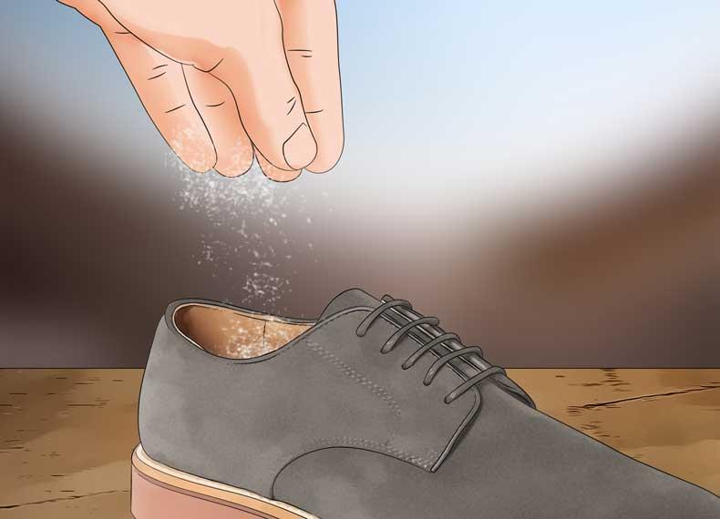 بوگیری کفش