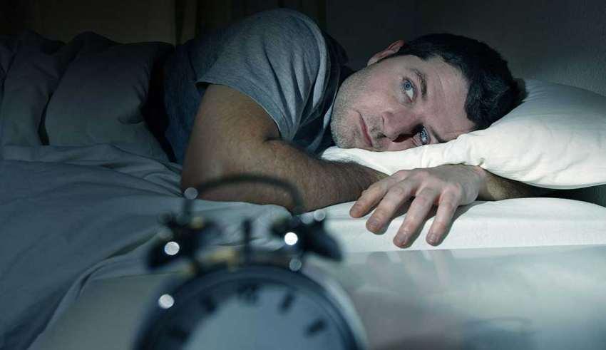 ناتوانی در خوابیدن