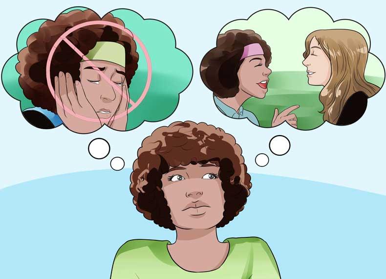 درمان دیدن خواب بد