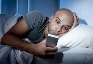 مبارزه با بی خوابی