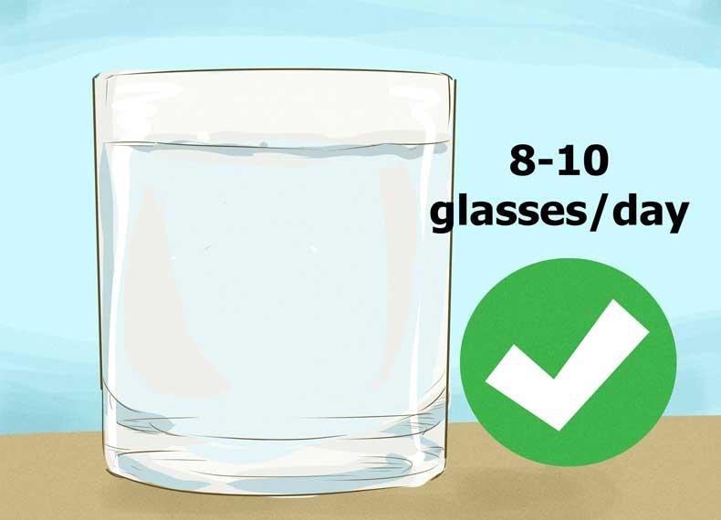 مصرف آب و خواب آلودگی